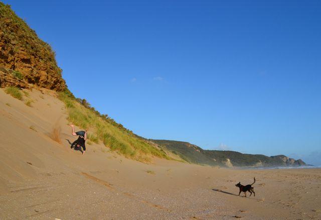 Johanna Beach dunes