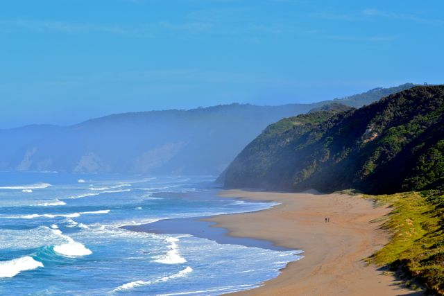 Johanna Beach lookout west