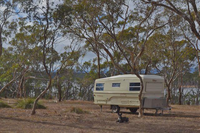 Camping at Glendinning Campground