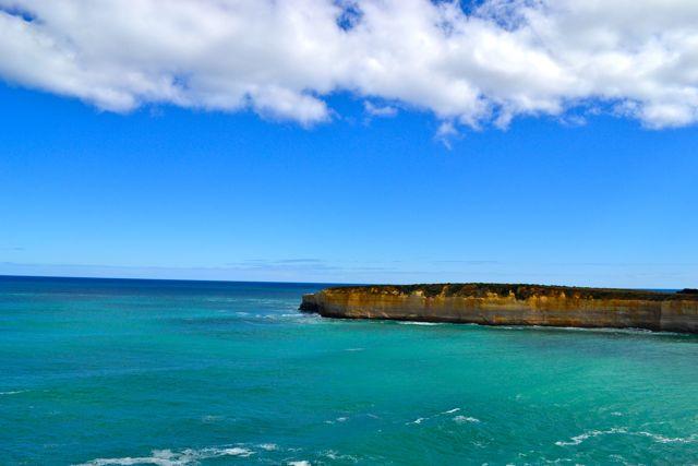 Great Ocean Road view