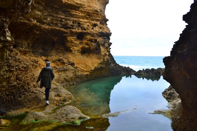 The Great Ocean Road - The Grotto