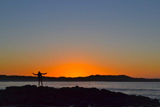 Killarney Beach dawn
