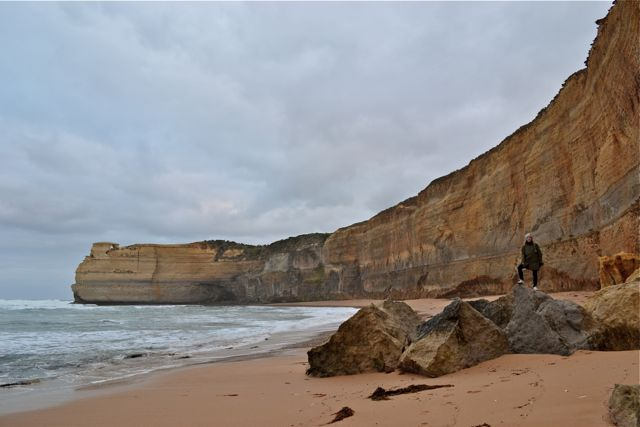 The Great Ocean Road - Gibson's Steps