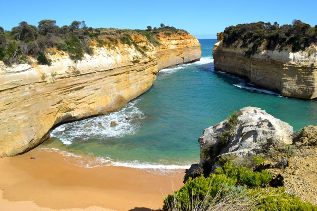 The Great Ocean Road - Loch Ard Gorge
