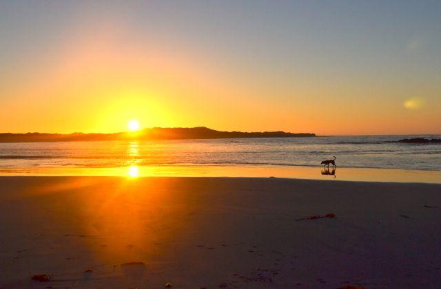 Killarney Beach sunrise