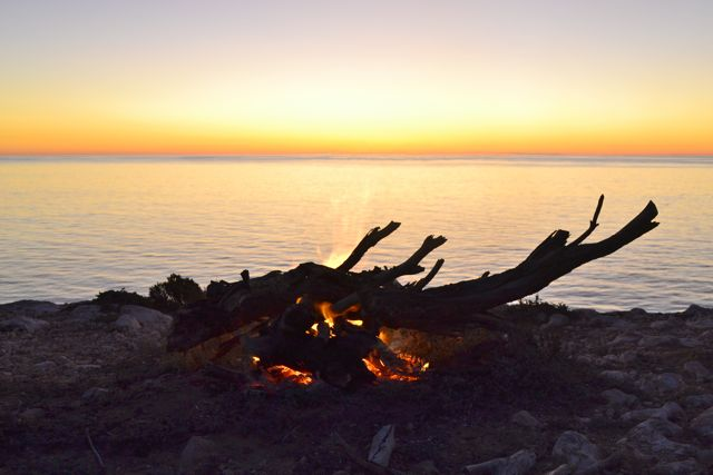Yorke Peninsula sunset