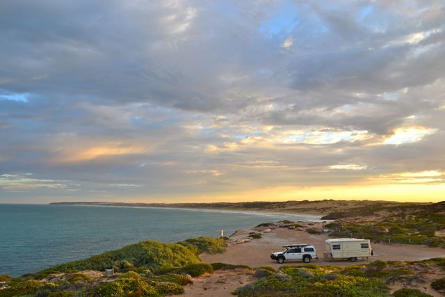 Yorke Peninsula Formby Bay camping