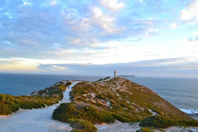 Yorke Peninsula Spencer Lighthouse