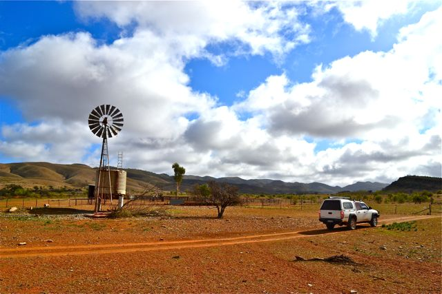 Skytrek windmill