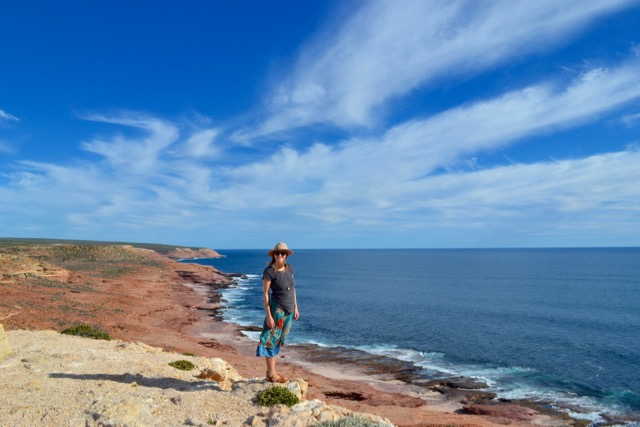 Kalbarri Red Bluff Lookout