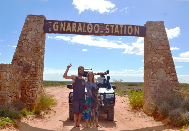 Gnarly Gnaraloo Station