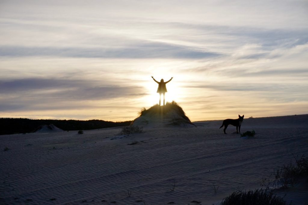 Eyre Peninsula sand dunes
