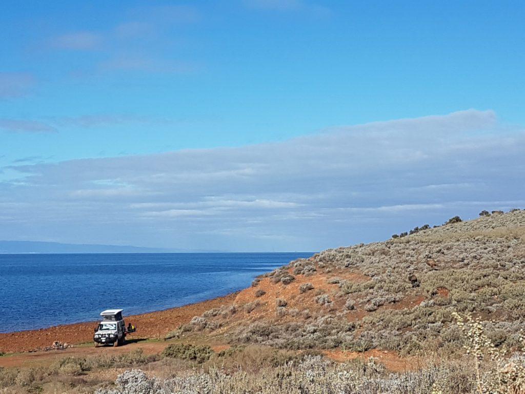 Eyre peninsula Spencer Gulf