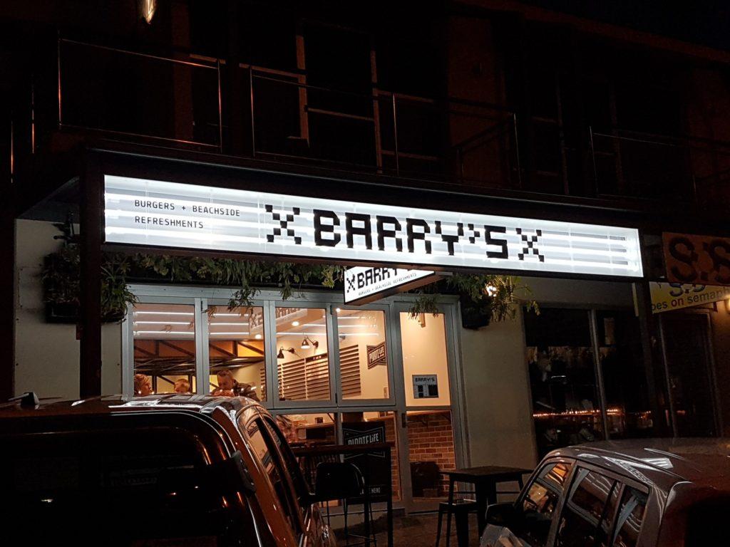Barry's in Semaphore