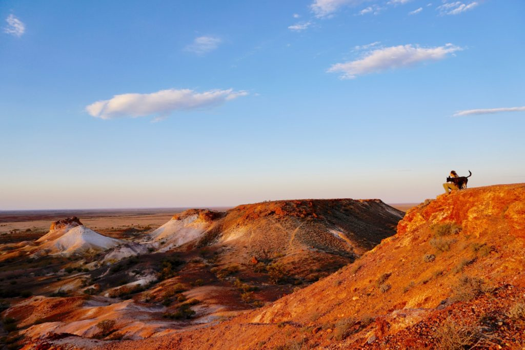 Coober Pedy breakaways